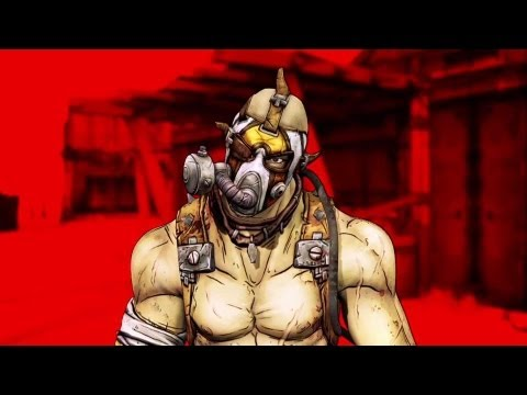 Borderlands 2 - Krieg: A Meat Bicycle Built for Two