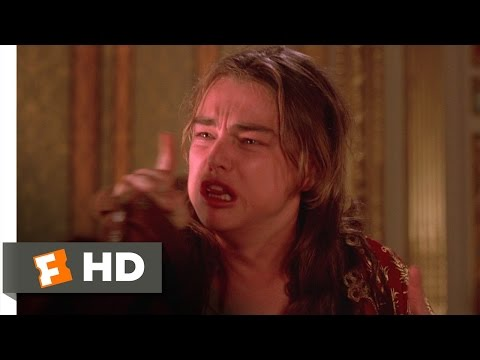 The Man in the Iron Mask (10/12) Movie CLIP - King Louis Sentences Philippe (1998) HD