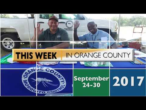 This Week In Orange County September 24-30 2017