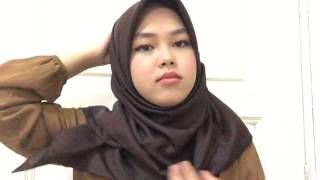 3 Ways of Styling Bawal Crepe (Tutorial)