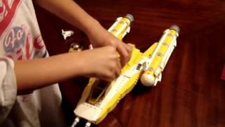 Lego Anakn's Y-Wing Starfighter