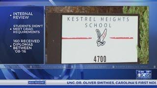 State board recommends Kestrel Heights abandon high school program