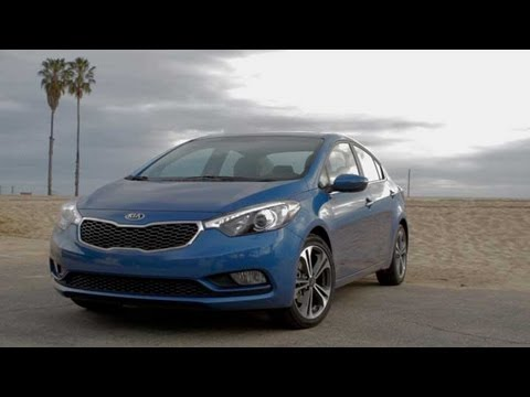 2014 Kia Forte Video Review -- Edmunds.com
