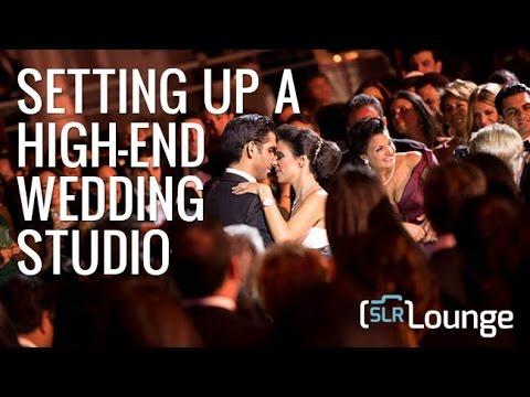 Sony studios wedding