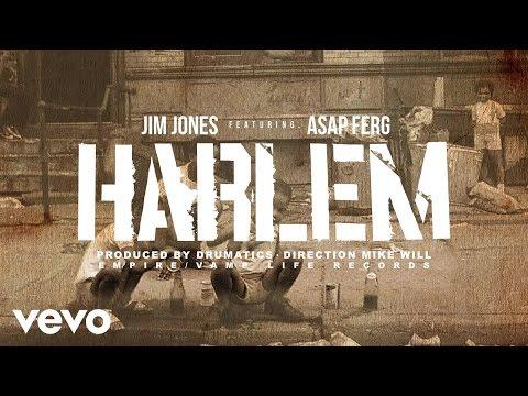 Jim Jones - Harlem (Audio) ft. A$AP Ferg