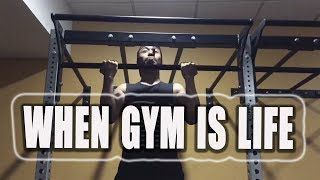 When gym is life / The NEXT / Funny Video