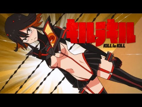 Kill La Kill Brings A Touch Of Hentai To Anime Club video