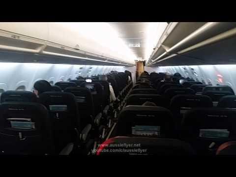 Qantaslink B717 - Sydney to Gold Coast Economy Class