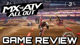 MX VS ATV ALL OUT - GAME REVIEW - SHOULD YOU BUY IT? - OR IS IT JUST A COMPLETE JOKE!?