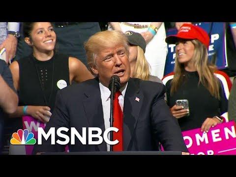 Donald Trump: Democrats' Help Could Make Health Bill Better | The Last Word | MSNBC