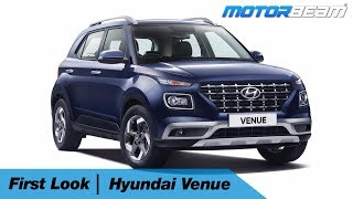 Hyundai Venue - Watch Out XUV300 | MotorBeam हिंदी
