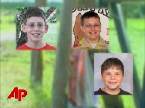Scouts Killed by Twister Laid to Rest