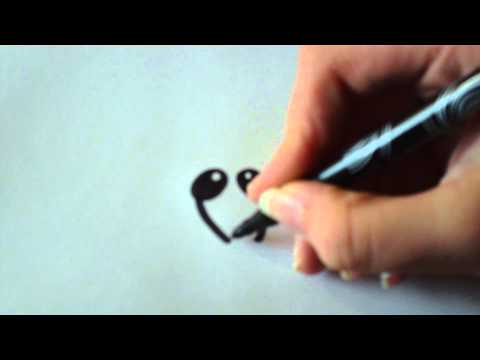 How Snails How to Draw Cartoon Snail