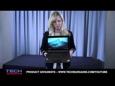 Lenovo ThinkPad 11e Yoga First Look (HD)