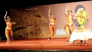 Incredible India: Parvati Dance