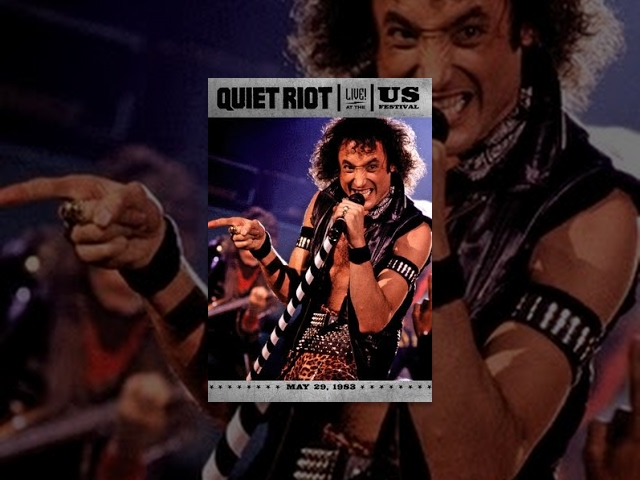 Quiet Riot: Live at the US Festival
