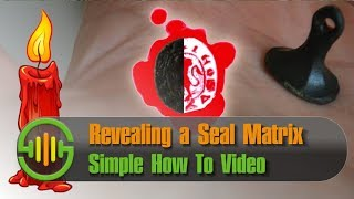 Metal Detecting UK | Revealing A Seal Matrix | How To Video