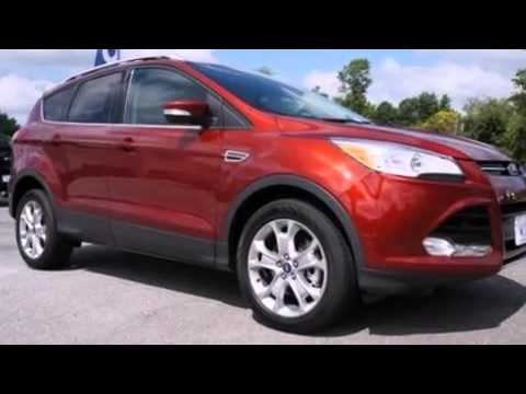 2014 FORD ESCAPE Manning SC