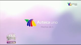 Azteca Trece ahora sí es Azteca Uno (01-01-18)