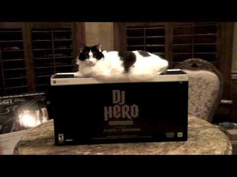 DJ Hero Renegade Edition Unboxing