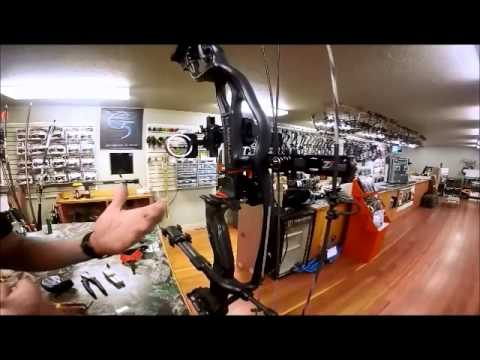 Ripcord Ace Micro-Adjust Fall Away Arrow Rest Review 2015