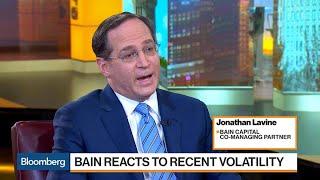 Bain Capital Focused on Global PE Opportunities, Lavine Says