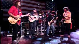 Neil Young, Willie Nelson and Crazy Horse - All Along the Watchtower (Live at Farm Aid 1994)