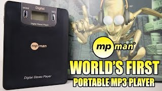 Download Lagu World's First portable MP3 player - the MPMan experience Gratis STAFABAND