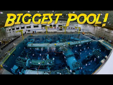 Neutral Buoyancy Lab NASA | JONATHAN BIRD'S BLUE WORLD