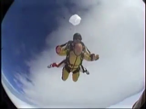 Kahlil's Skydive Video