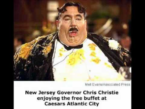 chris christie VETOES GAY MARRIAGE BILL IN NEW JERSEY