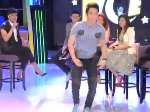 Joshua Garcia's Maglalatik Dance In Ggv video