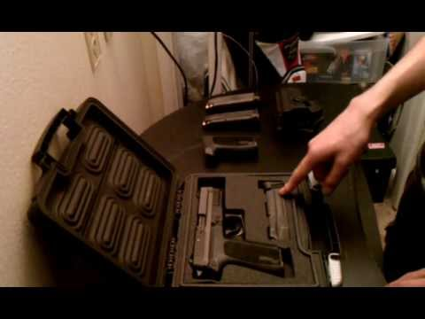 Sig Sauer SP2022 Review . Unboxing and Disassembly(Field Strip)!!  9mm aka Sig Pro