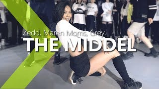 Download Lagu Zedd, Maren Morris, Grey - The Middle / HAZEL Choreography . Gratis STAFABAND