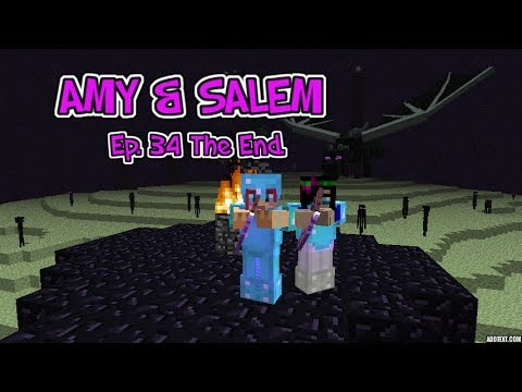Amy & Salem! Ep.34 The End.