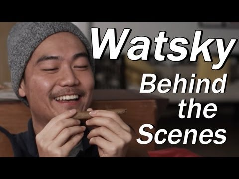 Watsky's Behind the Scenes with Dumbfoundead, Andy Milonakis and Warren G's Ho