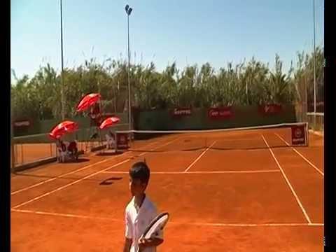 Nicolás Álvarez Varona & Álvaro Núñez-Final Campeonato España Tenis Alevín sub12