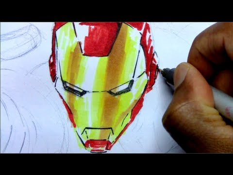How To Use Copic Sketch Markers