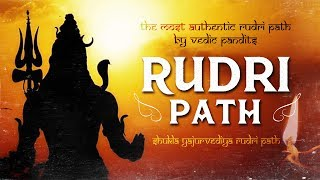 Rudri Path By Vedic Pandits | Vedic Chanting On Lord Shiva | Sanskrit Mantras | Roots Of Pushkar