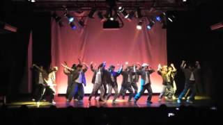 2015学祭2日目 Calico Rhythm (hiphop)