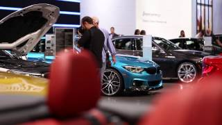 2017 NYC Auto Show - BMW M Performance Overview