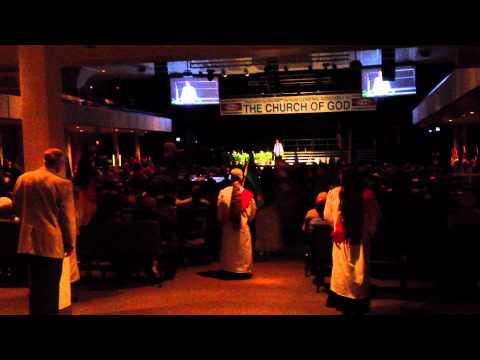 Marcha de Misiones Mundiales 2012