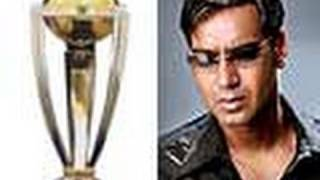 India Sri Lanka Cricket World Cup 2011 Final on Ajay Devgn's Bday - Latest Bollywood News