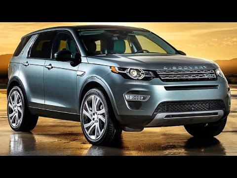 Land Rover Discovery Sport To Be Launched In September