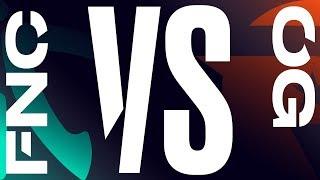 FNC vs. OG - Week 2 Day 1 | LEC Summer Split| Fnatic vs. Origen (2019)