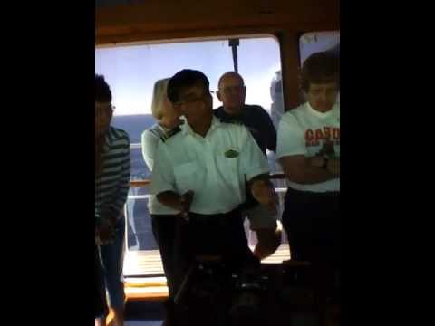 never before sean bridge tour of  royal Caribbean cruise 2011 mexican Rivera Mexico
