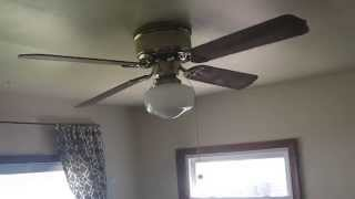 Fans of the pacific northwest viyoutube smc emperor hugger 52 ceiling fan hd remake mozeypictures Image collections
