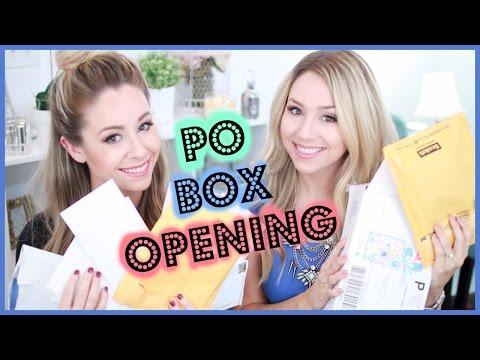 PO BOX OPENING | #MLOG