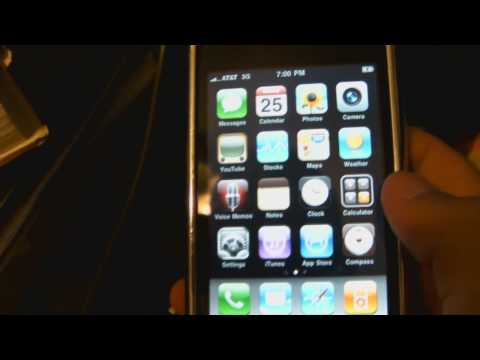 How to Jailbreak Iphone Ipod Touch 3.1.2