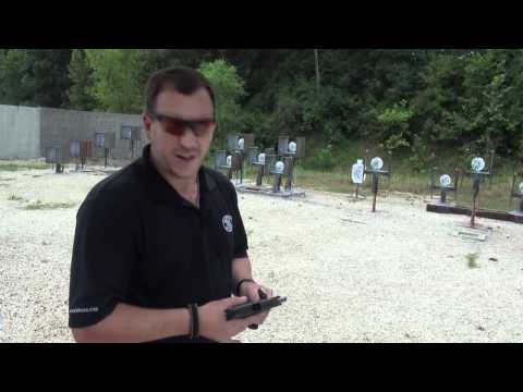 First Look: FNH FNS-9 Striker-Fired Pistol
